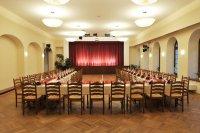 Traditionsreicher Saal erstrahlt in neuem Glanz